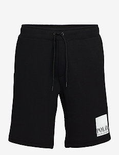 7.5-Inch Logo Double-Knit Short - casual shorts - polo black