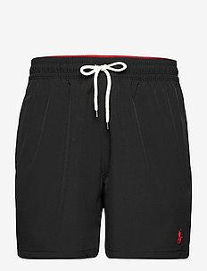 0 - shorts de bain - polo black