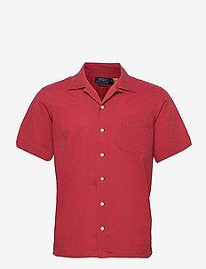 60/1 COTTON PW-CLADYPKPPHSS - basic shirts - chili pepper