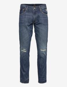 Sullivan Slim Distressed Jean - slim jeans - moreland