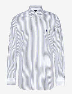 Classic Fit Easy Care Shirt - 3393A BLUE/WHITE