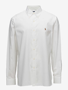 Classic Fit Easy Care Shirt - businesskjorter - white