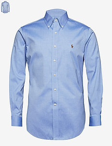 S HBD PPC NK-DRESS SHIRT - 1021P TRUE BLUE/W