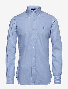 HB BD PPC NK-DRESS SHIRT - 3213B LIGHT BLUE/