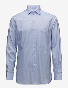 REG PPC NK-DRESS SHIRT - 3183C BLUE/WHITE
