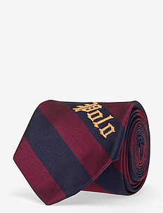 CLUB STRPE POLO-MADISON - solmiot - navy/wine