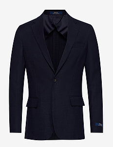 Morgan Textured Sport Coat - NEW NAVY