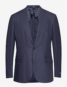 Morgan Blackwatch Suit Jacket - INDIGO