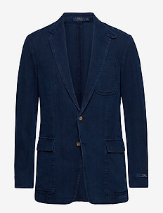 Polo Unconstructed Sport Coat - INDIGO