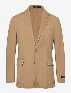 Polo Unconstructed Sport Coat - DARK TAN