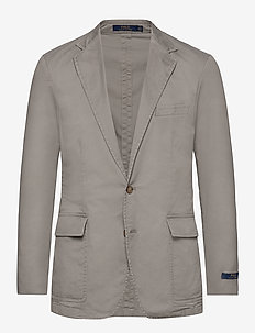 Polo Unconstructed Sport Coat - LIGHT GREY