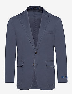 Polo Unconstructed Sport Coat - colberts - navy