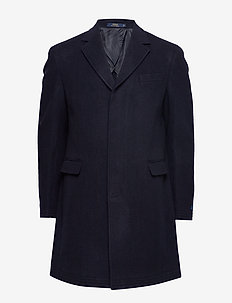 Polo Unconstructed Topcoat - NAVY