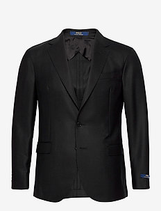 Polo Soft Traveler Sport Coat - enkelknäppta kavajer - black
