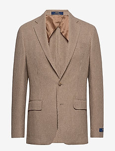 PS 2NT-SPORTCOAT - LIGHT TAN/BROWN
