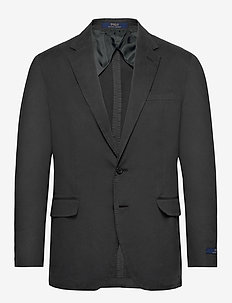 Polo Soft Chino Suit Jacket - blazers à boutonnage simple - washed black