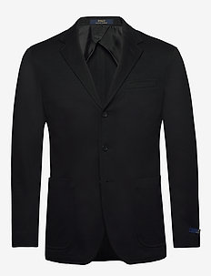 Polo Soft Knit Blazer - POLO BLACK
