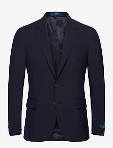 STRCH PRFRMNCE SUIT-POLO 2B NOTCH - NAVY