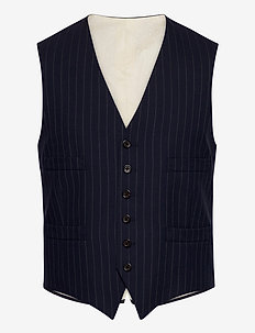 PRFRMNC STRP FLNL-VEST - västar - navy and grey