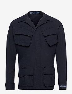 Stretch Ripstop Utility Suit Jacket - windjassen - 10023 nautical in