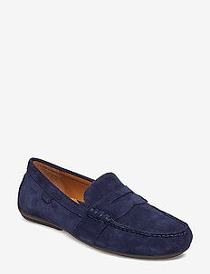 SUEDE-REYNOLD-SO-DRV - NAVY