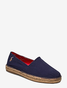 Cotton Canvas Espadrille - NEWPORT NAVY
