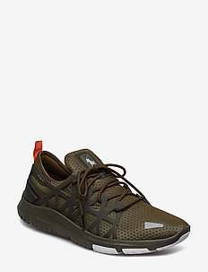 Train 200 Mesh Sneaker - DEEP OLIVE/DEEP O