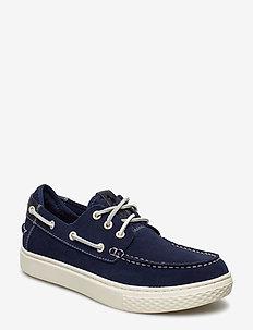 Deck 100 Sneaker - NEWPORT NAVY/LIGH