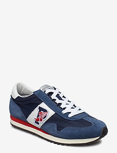 Train 90 Sneaker - NEWPORT NAVY/WHIT