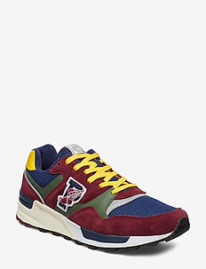 Trackster 100 Sneaker - CLASSIC WINE/NEWP