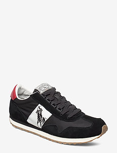Train 90 Sneaker - low tops - black/red