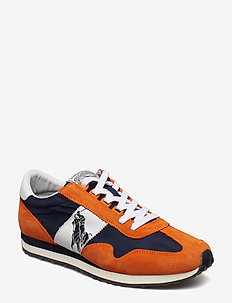 Train 90 Sneaker - JAFFA ORANGE/BASK