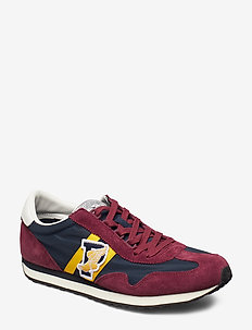Train 90 P-Wing Sneaker - CLSC WINE/NWPRT N