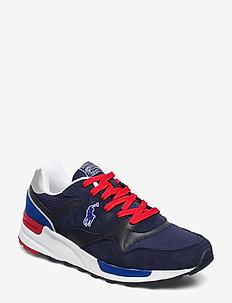 Trackster 100 Sneaker - NWPRT NVY/NWPRT N
