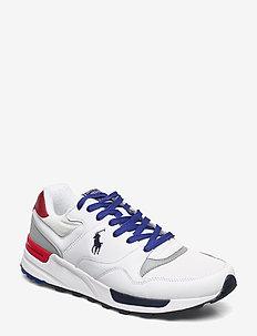 Trackster 100 Sneaker - WHITE/WHITE/RL200