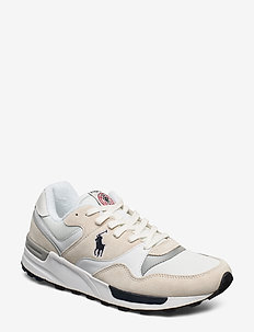 Trackster 100 Sneaker - low tops - white/navy pp