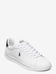Heritage Court II Leather Sneaker - low tops - white/black pp