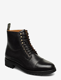 DRESS CALF-BRYSON BOOT-BO-CSL - BLACK