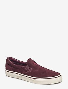 Thompson Suede Sneaker - PORT