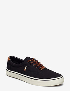Thorton Canvas Sneaker - low tops - black
