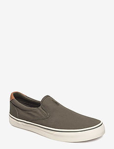 CANVAS-THOMPSON-NE-SK-VLC - DEEP OLIVE