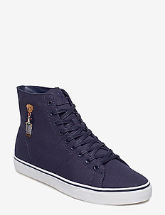 CANVAS/POLO BEAR-SOLOMONIIINE-SK-VL - NEWPORT NAVY