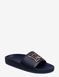 Cayson Tiger Pool Slide Sandal - NAVY