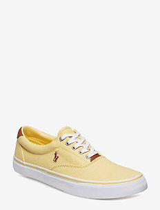 Thorton Washed Twill Sneaker - EMPIRE YELLOW