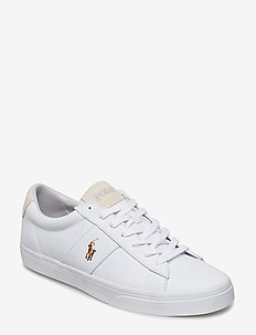 Sayer Canvas Sneaker - låga sneakers - white