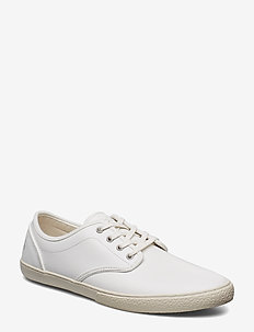 SMOOTH CALF-ETHAN LACE-SK-VLC - WHITE