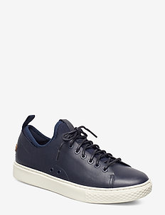 Dunovin Leather Sneaker - PEACOT