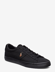 CANVAS-SAYER-NE-SK-VLC - låga sneakers - black/black