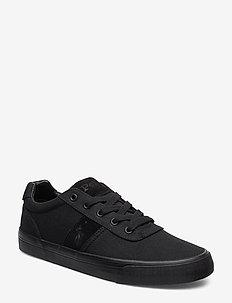 Hanford Canvas Sneaker - MONOCHROMATIC BLA