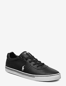 Hanford Leather Sneaker - niedriger schnitt - black